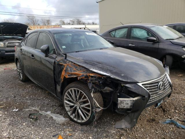 Salvage cars for sale from Copart Houston, TX: 2014 Lexus IS 250