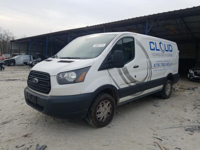 2017 FORD TRANSIT T- - Left Front View