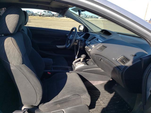 2007 HONDA CIVIC EX - Left Rear View