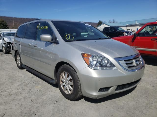 Salvage cars for sale from Copart Grantville, PA: 2008 Honda Odyssey EX