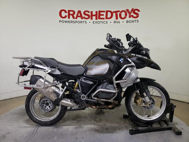 BMW salvage cars for sale: 2020 BMW R 1250 GS
