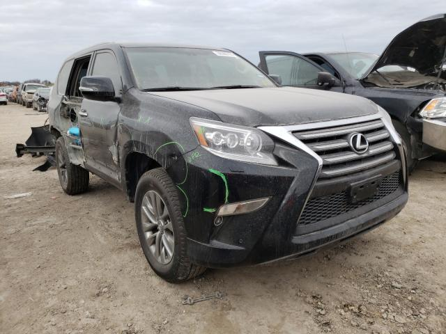 Salvage cars for sale from Copart Temple, TX: 2018 Lexus GX 460 PRE