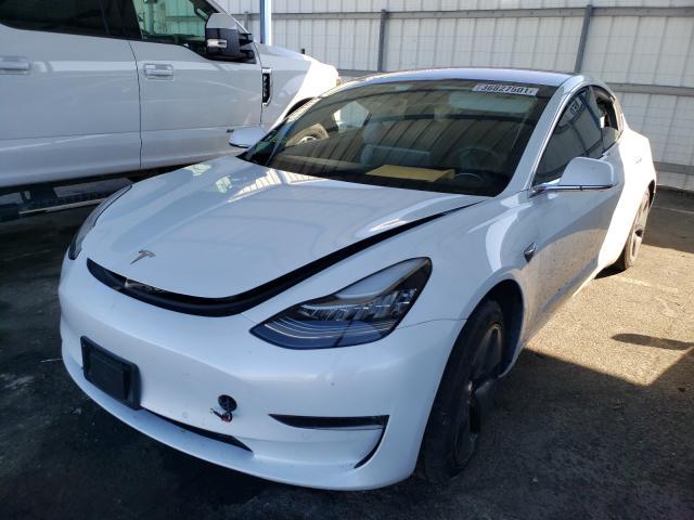 2018 Tesla MODEL 3 | Vin: 5YJ3E1EA6JF059191