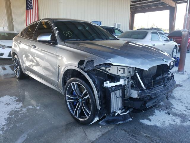 Salvage cars for sale from Copart Homestead, FL: 2017 BMW X6 M