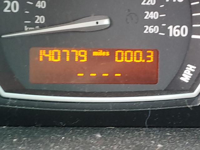 2007 BMW X3 3.0SI - Engine View