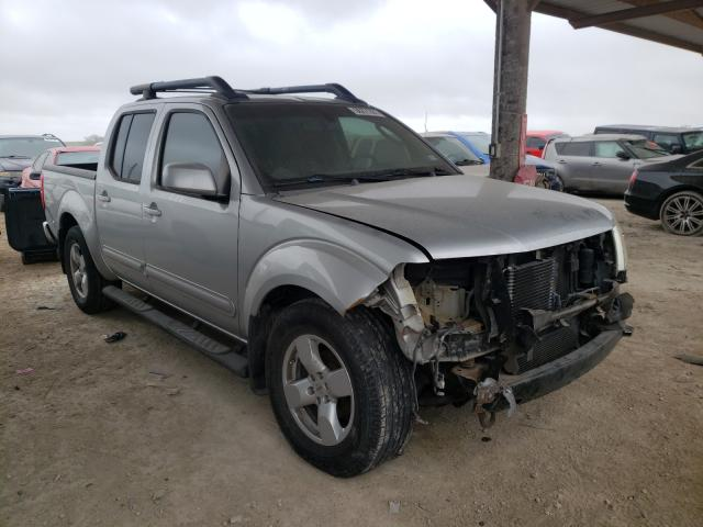 Salvage cars for sale from Copart Temple, TX: 2006 Nissan Frontier C