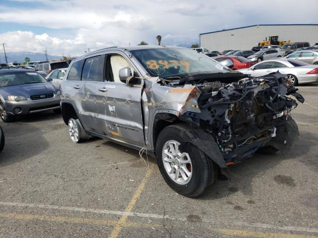 Salvage cars for sale from Copart Colton, CA: 2018 Jeep Grand Cherokee