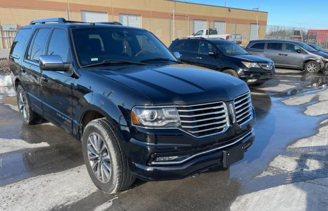 Lincoln salvage cars for sale: 2017 Lincoln Navigator