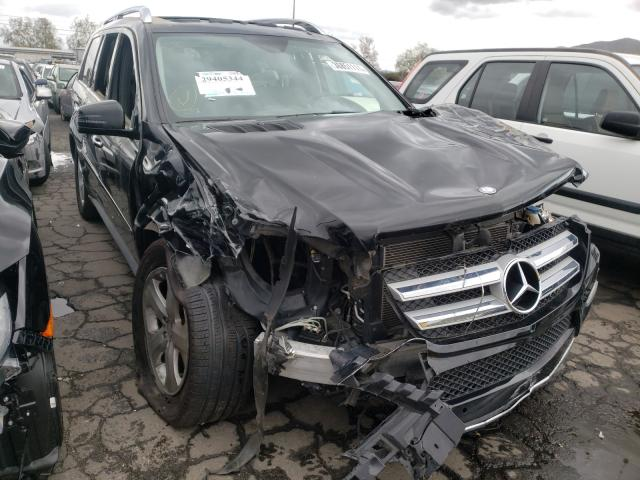 Salvage cars for sale from Copart Colton, CA: 2012 Mercedes-Benz GL 450 4matic