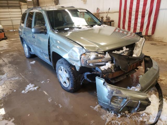 2003 Chevrolet Trailblazer for sale in Casper, WY