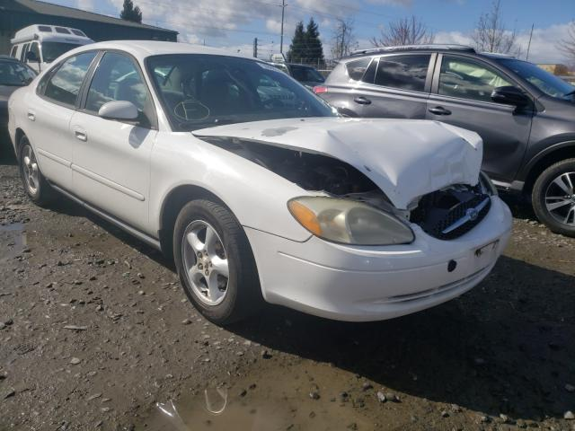 Salvage cars for sale from Copart Eugene, OR: 2003 Ford Taurus SE