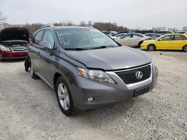 Lexus RX350 salvage cars for sale: 2012 Lexus RX350