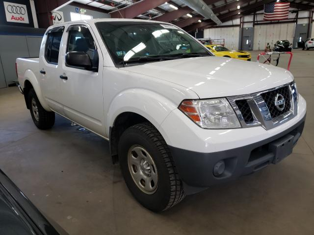 Salvage cars for sale from Copart East Granby, CT: 2012 Nissan Frontier S