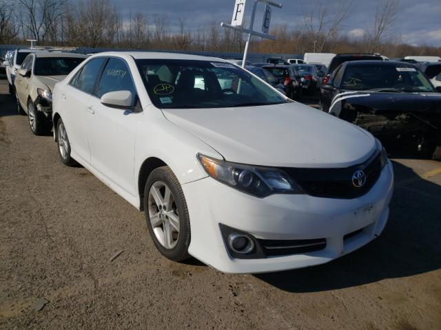 Salvage cars for sale from Copart Angola, NY: 2014 Toyota Camry L