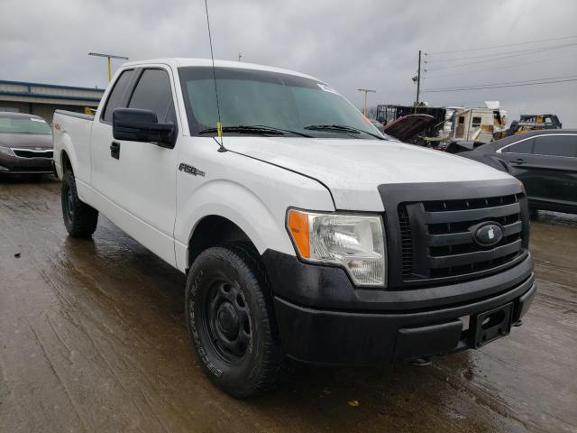 Salvage cars for sale from Copart Lebanon, TN: 2010 Ford F150 Super