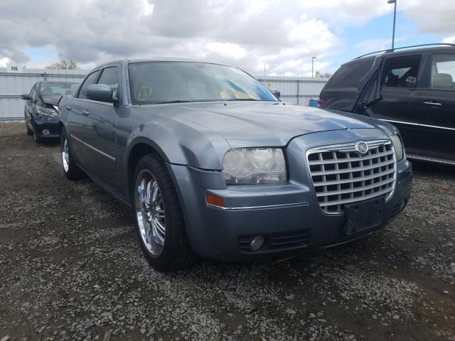 Salvage cars for sale from Copart Sacramento, CA: 2007 Chrysler 300 Touring