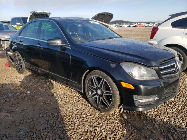 Mercedes-Benz salvage cars for sale: 2013 Mercedes-Benz C 250