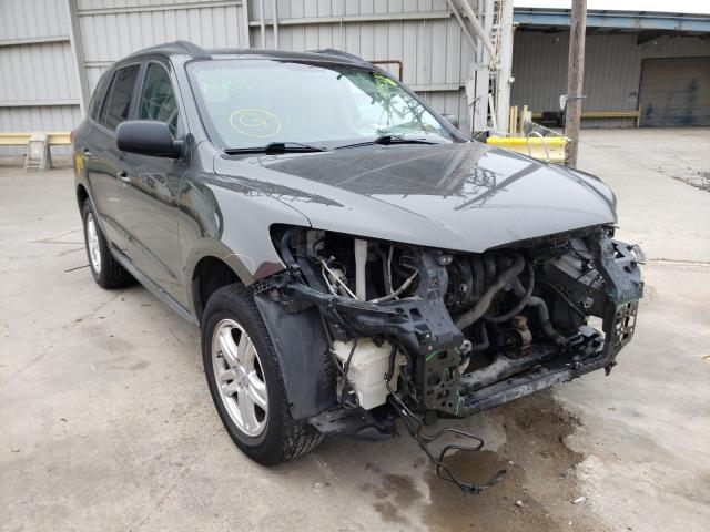 Salvage cars for sale from Copart Corpus Christi, TX: 2012 Hyundai Santa FE G
