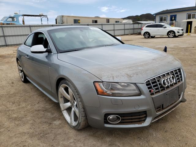 Salvage cars for sale from Copart Kapolei, HI: 2010 Audi S5 Prestige