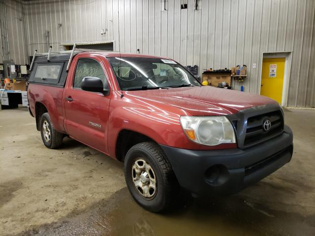 Salvage cars for sale from Copart Candia, NH: 2008 Toyota Tacoma