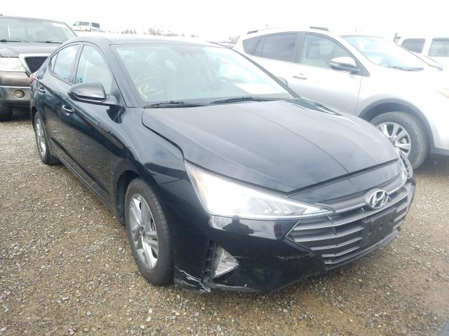 Salvage cars for sale from Copart Anderson, CA: 2020 Hyundai Elantra SE