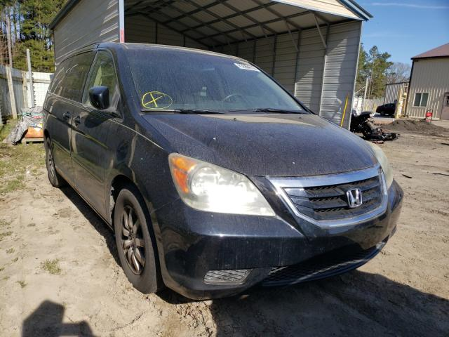 Salvage cars for sale from Copart Seaford, DE: 2008 Honda Odyssey EX