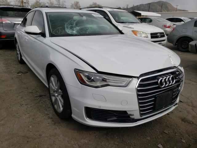 Salvage cars for sale from Copart Colton, CA: 2016 Audi A5