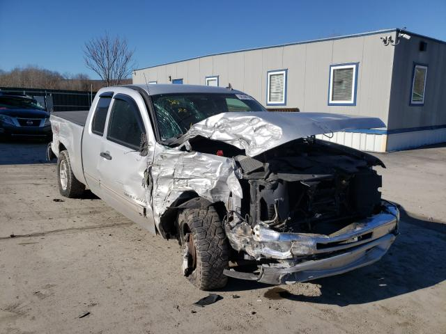 Salvage cars for sale from Copart Duryea, PA: 2013 Chevrolet Silverado