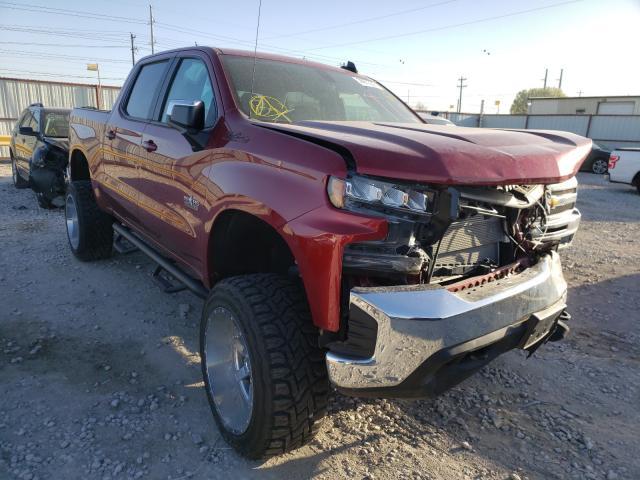 2020 Chevrolet Silverado en venta en Haslet, TX