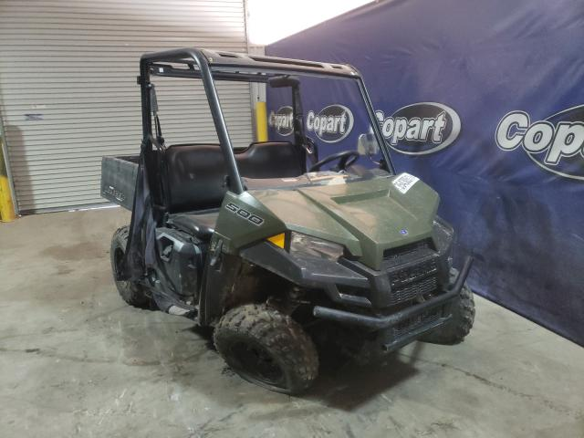 Salvage cars for sale from Copart Albuquerque, NM: 2018 Polaris Ranger
