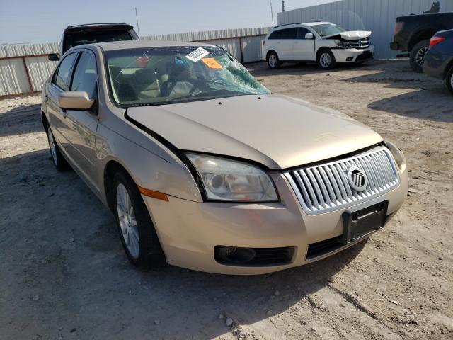 Salvage cars for sale from Copart Temple, TX: 2006 Mercury Milan Premium