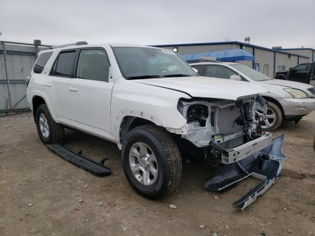 Toyota salvage cars for sale: 2021 Toyota 4runner SR