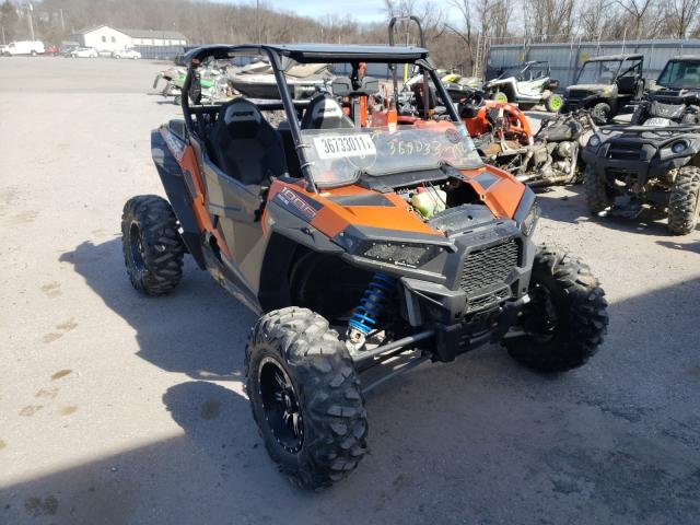 Salvage cars for sale from Copart York Haven, PA: 2015 Polaris RZR XP 100