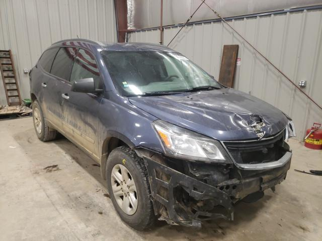 Salvage cars for sale from Copart Appleton, WI: 2013 Chevrolet Traverse L