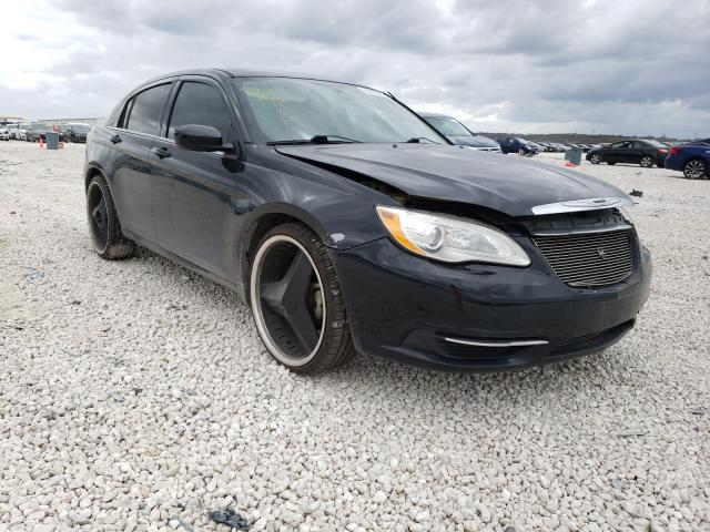 Chrysler 200 salvage cars for sale: 2014 Chrysler 200