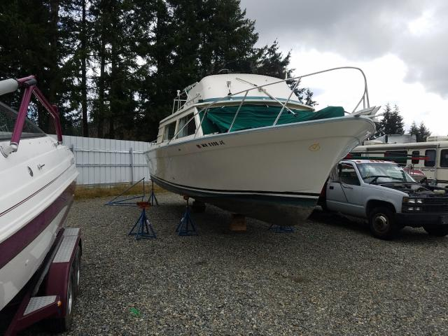 Salvage cars for sale from Copart Graham, WA: 1968 Luhr Open Boat