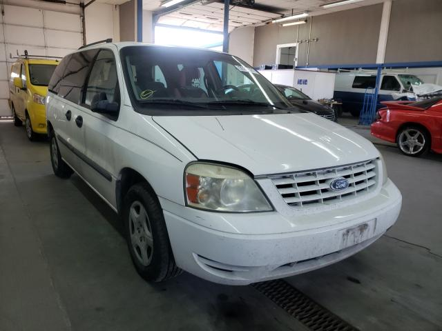 Salvage cars for sale from Copart Pasco, WA: 2007 Ford Freestar S