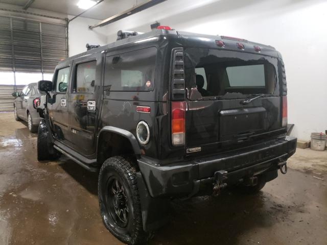 2003 HUMMER H2 - Right Front View