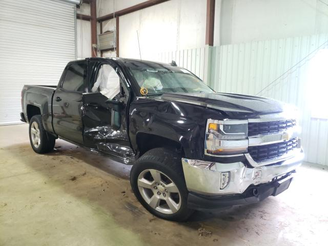 Salvage cars for sale from Copart Lufkin, TX: 2016 Chevrolet Silverado