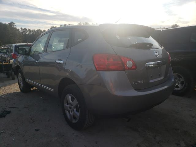 2013 NISSAN ROGUE S JN8AS5MV7DW137543