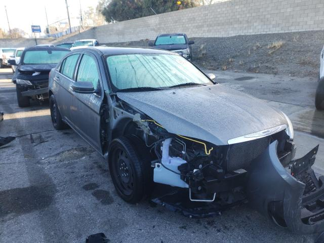 Salvage cars for sale from Copart Colton, CA: 2013 Chrysler 200 LX