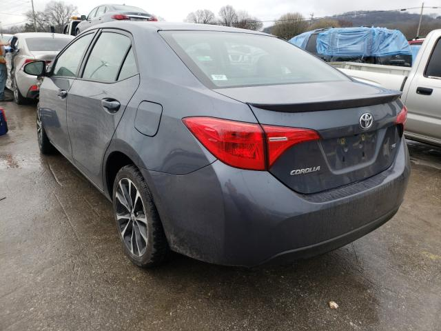 2017 TOYOTA COROLLA L - Right Front View