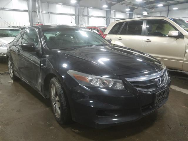 Salvage cars for sale from Copart Ham Lake, MN: 2012 Honda Accord LX