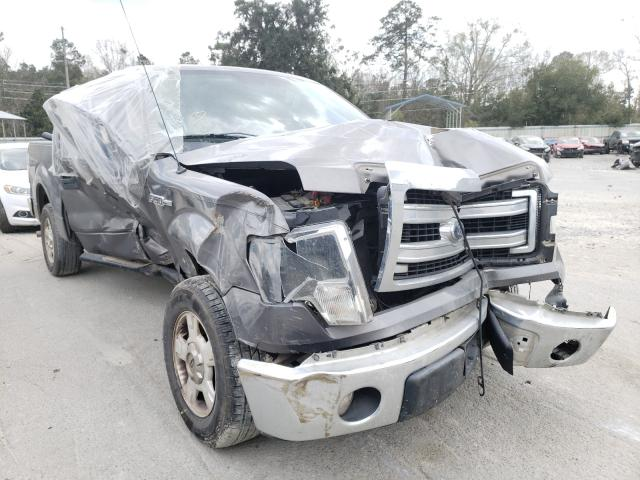 Salvage cars for sale from Copart Savannah, GA: 2014 Ford F150 Super