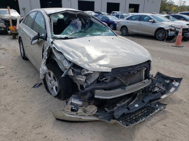 Salvage 2016 CHEVROLET CRUZE - Small image. Lot 37042081
