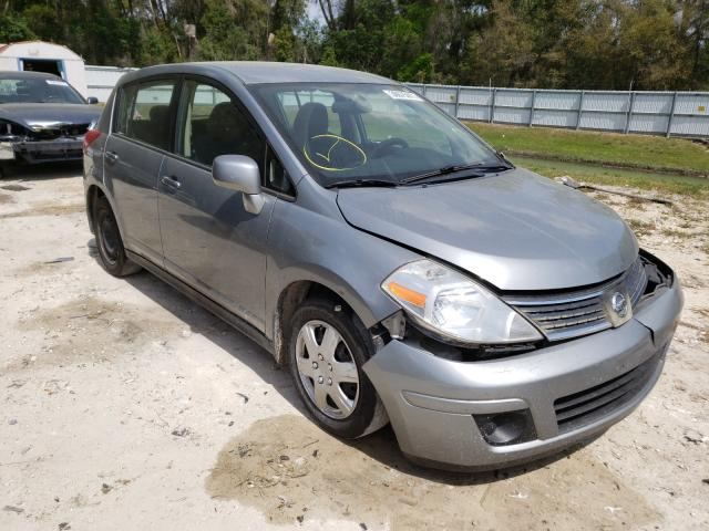 Salvage cars for sale from Copart Ocala, FL: 2007 Nissan Versa S