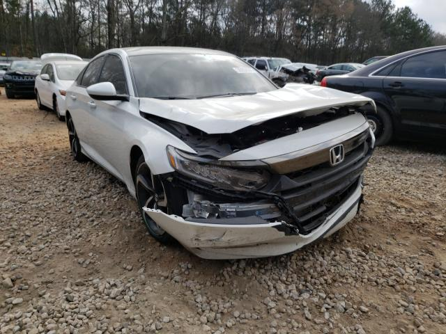 Salvage cars for sale from Copart Austell, GA: 2020 Honda Accord Sport