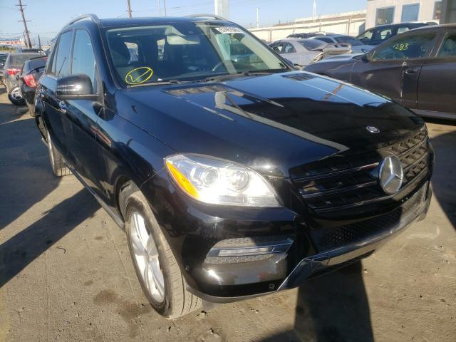 Mercedes-Benz salvage cars for sale: 2013 Mercedes-Benz ML 350
