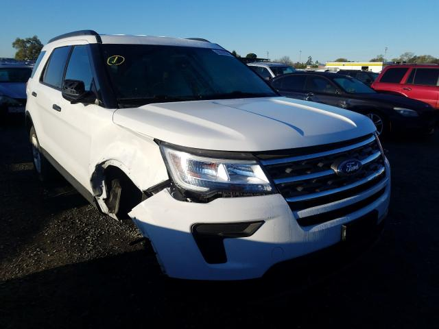 2018 Ford Explorer for sale in Antelope, CA