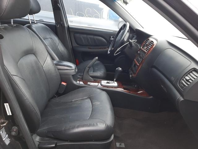 2004 HYUNDAI SONATA GLS - Left Rear View